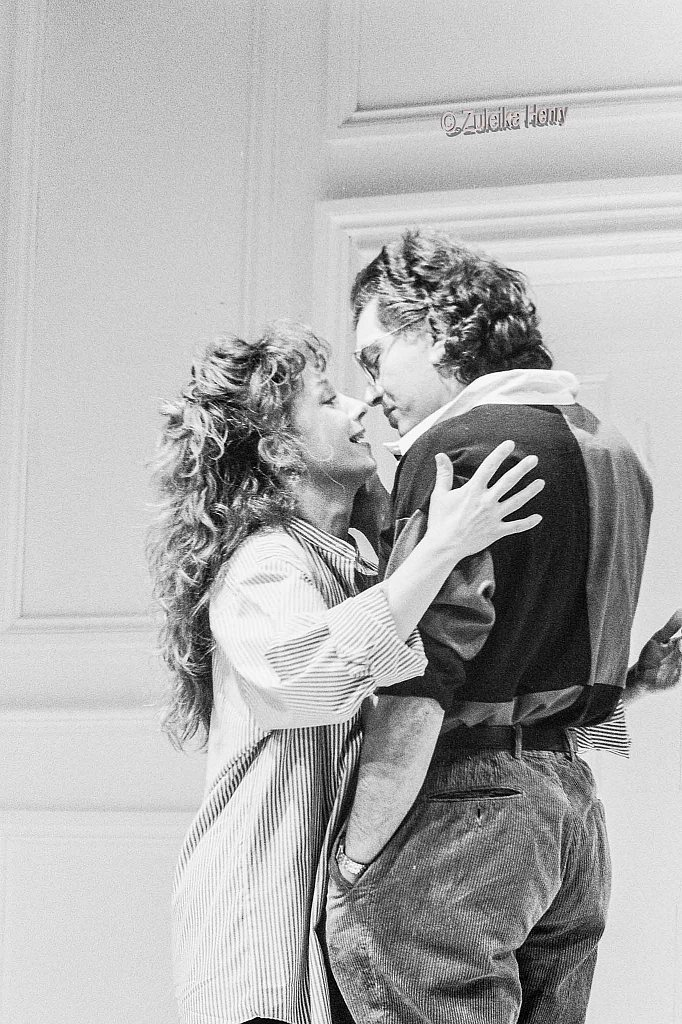 , Cheryl Campbell as Emma and Martin Shaw as Robert