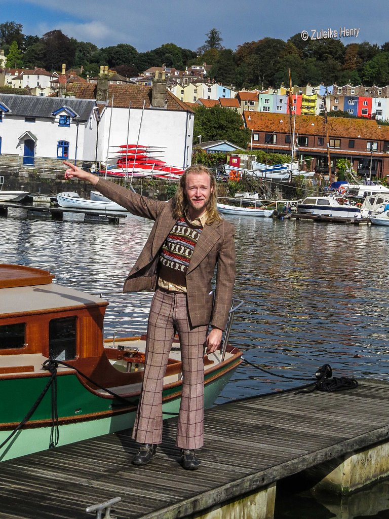 Heritage weekend at Bristol Docks Oct 4/5 2014