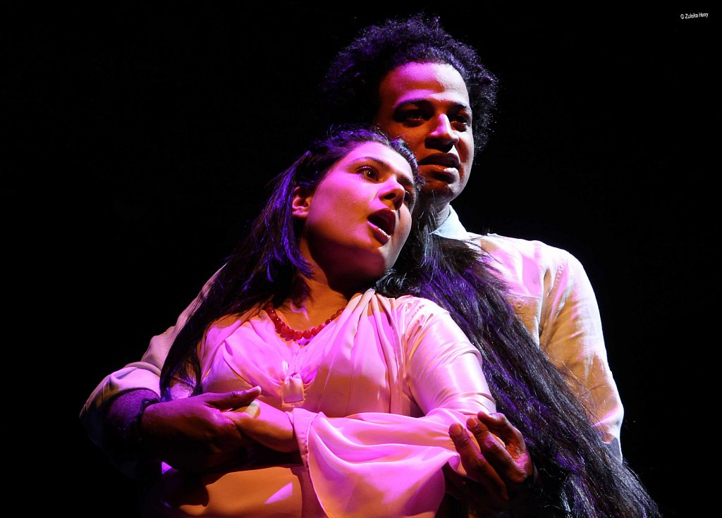 Romeo and Juliet in Baghdad Iraqi Theatre Co. at The RSC 2012